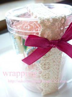 「ロマンチックラッピング方法」sukemarumon | お菓子・パンのレシピや作り方【corecle*コレクル】