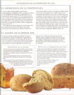 Explicación paso a paso de la elaboración del pan. Stove, Oven, Step By Step, Book, Cooking
