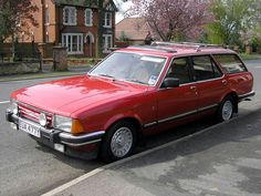 Ford Granada 2.8 Ghia X V6 Estate - 1983