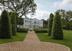 Charming English Mansion Home...