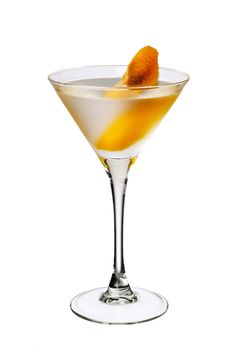 to make a flame of love martini use orange peel, ketel one vodka, fino sherry and garnish with orange zest twist (flamed). pour sherry into chilled glass, swirl