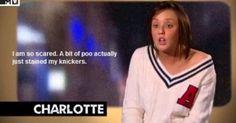 Geordie shore. Geordie shore quotes. Charlotte.