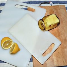spring cleaning cutting boards