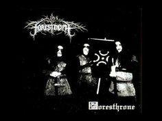 Forestdome- Foresthrone (Full Album Compilation)2010 Black Metal Spain