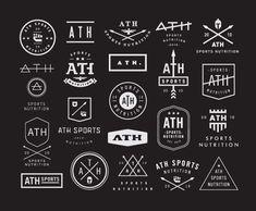 ATH Sports Nutrition concepts | Design | Pinterest