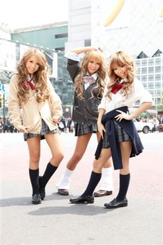 Image result for japan gyaru