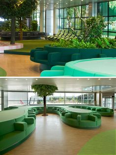 Surprising Green Nature Park Inside Amsterdam's Airport