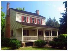 Walnut Grove Plantation - revolutionary war homestead near spartanburg.
