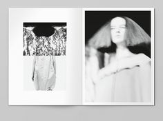 Notter + Vigne//Rick Owens Look book SS/13
