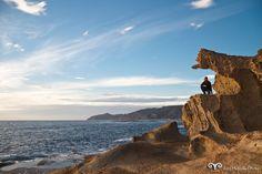 Le rocce a Capo Marrargiu