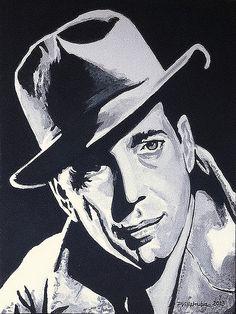 Bogart. Retrato de cine.