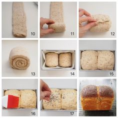 Soft Sourdough Bread, Soft Bread Recipe, Rye Bread Recipes, Japanese Bread, How To Make Bread, Bread Baking, Breads, Desserts, Starter Recipes