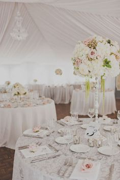 lacy table cloth