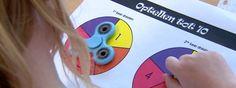 Rekenen en taal met Fidget Spinners...schoolbordportaal
