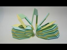 Origami Slinky (Jo Nakashima)