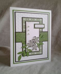 9be7140420d65dd1ddcd044bd2c4d6ef.jpg 750×909 pixels Stamping Up Cards, Pretty Cards, Cute Cards, Greeting Cards Handmade, Homemade Greeting Cards, Making Greeting Cards, Homemade Cards, Scrapbook Cards, Stencil