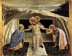 Entombment - Fra Angelico, 1438-1440