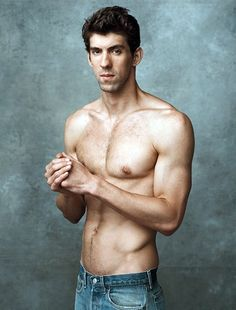 Michael Phelps...  Hey there sexual.. <3