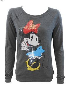 Disney Discovery- Minnie Mouse Pullover