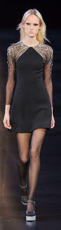 Saint Laurent Collection Spring 2015