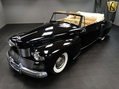 1942 Lincoln Cabriolet