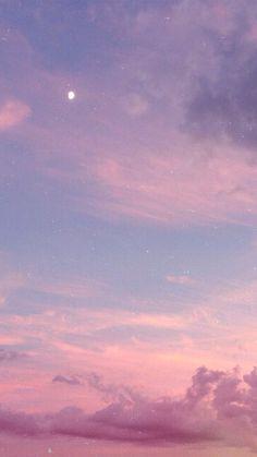 💜 (❁'ω`❁) 's style Night Sky Wallpaper, Cloud Wallpaper, Homescreen Wallpaper, Scenery Wallpaper, Iphone Background Wallpaper, Galaxy Wallpaper, Cute Pastel Wallpaper, Purple Wallpaper, Aesthetic Pastel Wallpaper