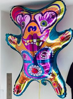 Alan Measles balloon Grayson Perry Turner Contemporary, Contemporary Artists, Banksy Rat, Kathryn Grayson, Grayson Perry, Architectural Prints, Galleries In London, Popular Art, Illustrations And Posters