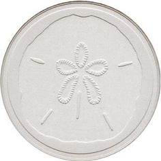"Embossed Sand Dollar Absorbent Coasters by CoasterStone. $17.99. Make a great gift. Each set in a printed box. Absorbs sweating or spilled drinks without making a mess. Absorbent 4.25"" coasters. These lovely coasters are made of an absorbent stone, which can absorb liquid from sweaty glasses, or even small spills! Coasters are corked on the bottom, measure 4.25"" and are brand new, in box, ready for gift - giving. Artist: Anonymous"
