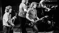 Playing at Madison Square Garden in New York City on October 11th, 1983.