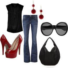 Red, created by elizabeth-gwynn