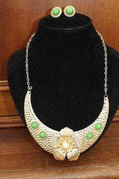 Bijoux Fantaisie Bijoux, Montres Clever Parure Swarovski Neuve Collier Et Boucles D'oreilles