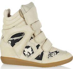 Isabel Marant signe des sneakers exclusives pour Net-a-Porter http://www.vogue.fr/mode/news-mode/articles/isabel-marant-signe-des-baskets-exclusives-pour-net-a-porter-1/18182
