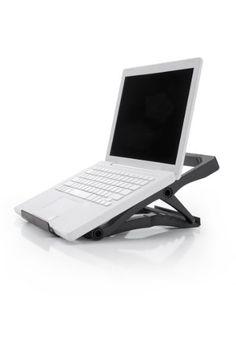 Exponent 56301 Support ergonomique pour notebook, ajustable en hauteur (Import Allemagne): Amazon.fr: Fournitures de bureau
