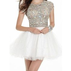 Short sleeve sparkly mismatched unique charming cocktail homecoming prom gown dress,BD00100