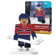 Tomas Plekanec Montreal Canadiens OYO Sports Player Figurine