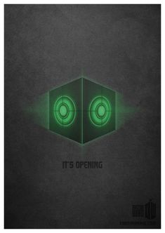 10 Great Minimalist DOCTOR WHO Posters  - News - GeekTyrant