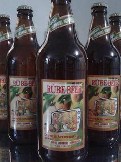 Rübe Beer Yellow Bergamot