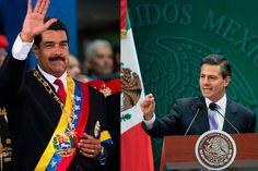 Venezuela conmemora junto a México 207 años del Grito de Dolores