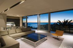 SAOTA | Living Rooms First Crescent, Cape Town