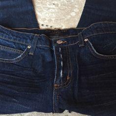 Juicy Flare Cut Jean NWOT Dark dye boot flare cut Juicy Couture Jeans Flare & Wide Leg