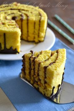 Torta girella alla nutella di Dolce e Salato di Miky