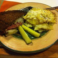 Annelle's Table:  Corned Beef #IrresistiblyItalian