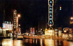 Alabama & Lyric Theaters in Birmingham