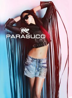 Parasuco 2013 Spring Summer Ad Campaign