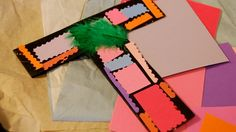 Easy Kid Crafting without Glue!