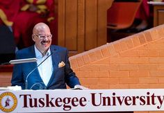 Tom Joyner Syndicated radio personality Tom Joyner graduated from Tuskegee University with a bachelor's in sociology and has given more than $65 million i
