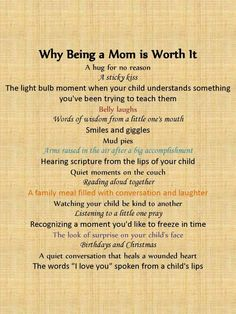 """And to hear My daughter tell me """"I'm the best mama ever"""" and her bestfriend MELTS me<3"""