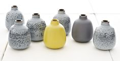 Heath Ceramics Bud Vases