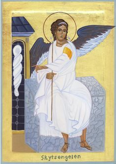 The White Angel by Anne-Marie Valton