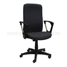 Sale Price:P7 999.00  Product Code: HBC-808GHA  Features: EXECUTIVE CHAIR  TILTING WITH ARMRESTS  Brand: ERGODYNAMIC